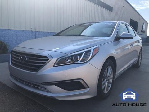 2016 Hyundai Sonata for sale in Peoria, AZ