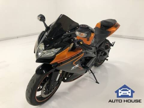 2008 Suzuki GSX-R600 for sale in Peoria, AZ