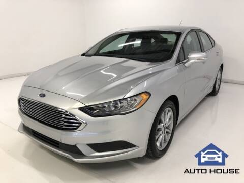 2017 Ford Fusion for sale at Auto House Phoenix in Peoria AZ
