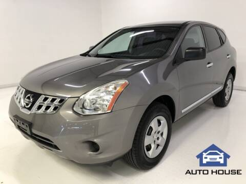 2013 Nissan Rogue S for sale at Auto House Phoenix in Peoria AZ