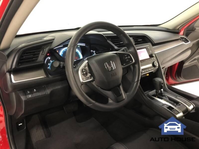 2019 Honda Civic LX (image 9)