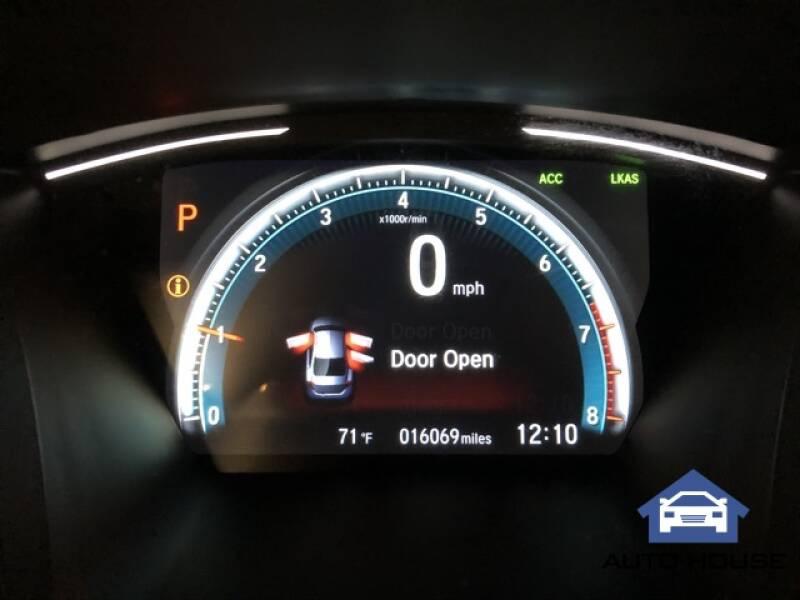 2019 Honda Civic LX (image 14)