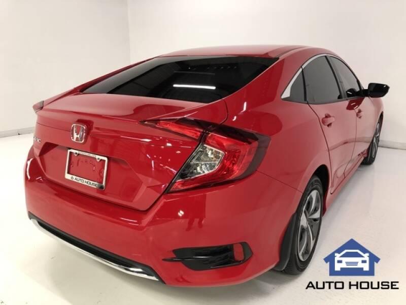 2019 Honda Civic LX (image 20)