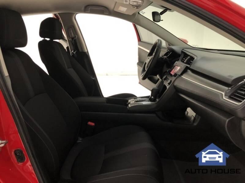 2019 Honda Civic LX (image 24)