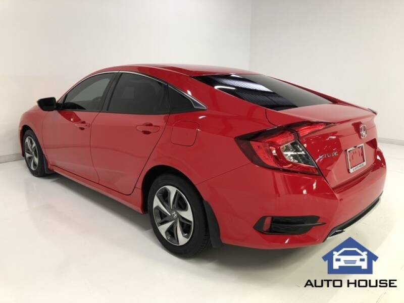 2019 Honda Civic LX (image 5)