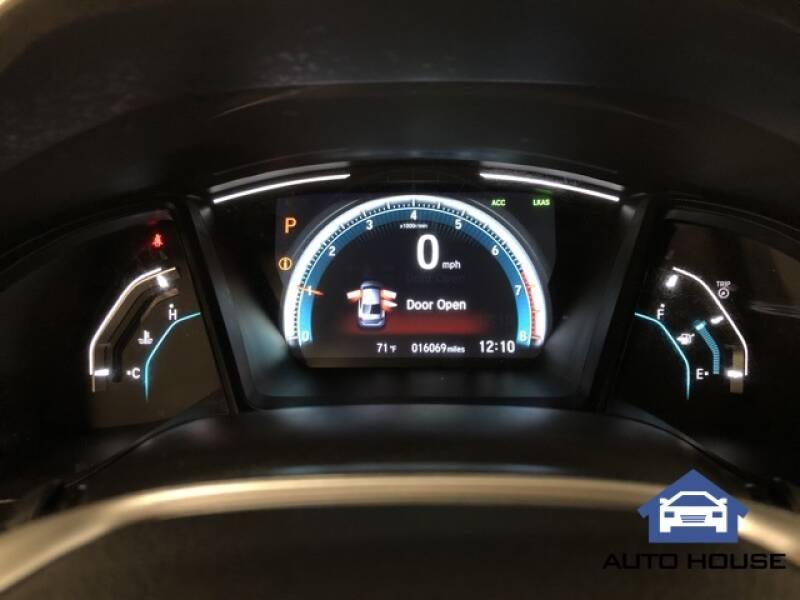 2019 Honda Civic LX (image 13)