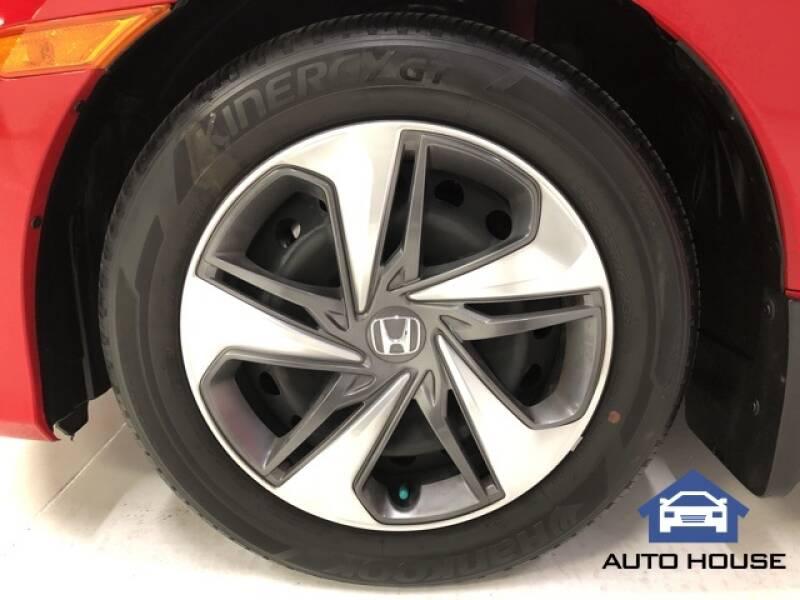 2019 Honda Civic LX (image 31)