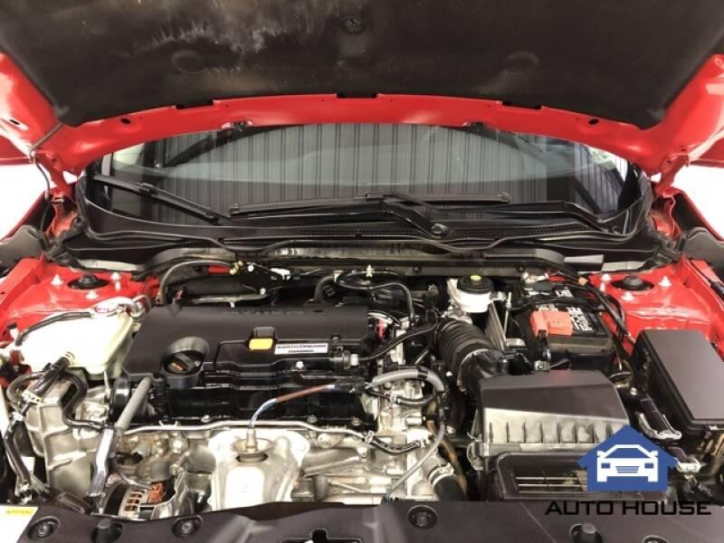 2019 Honda Civic LX (image 32)