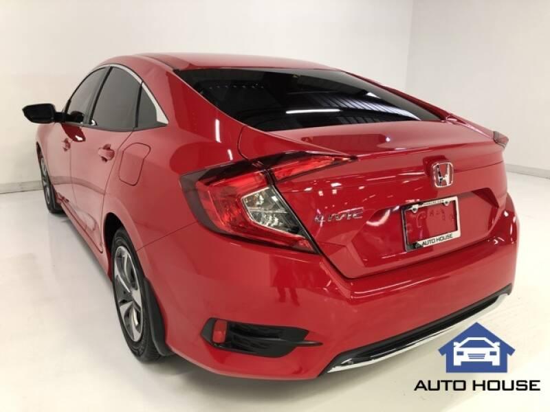 2019 Honda Civic LX (image 22)
