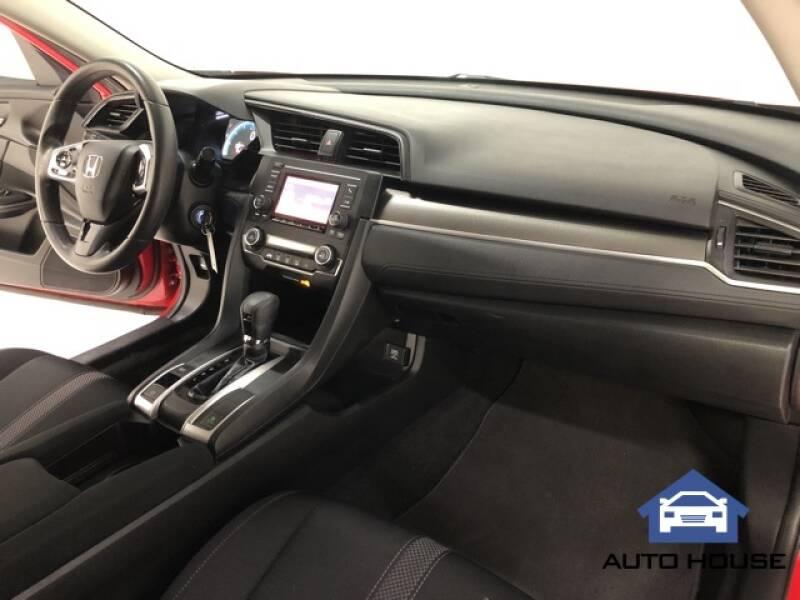 2019 Honda Civic LX (image 25)