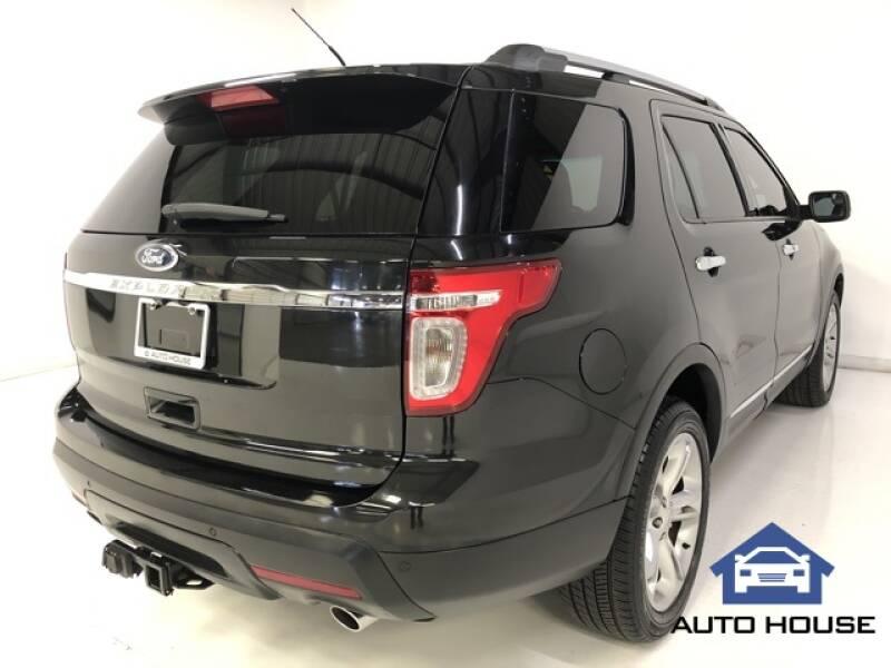 2015 Ford Explorer Limited (image 22)