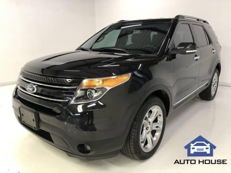 2015 Ford Explorer Limited (image 1)