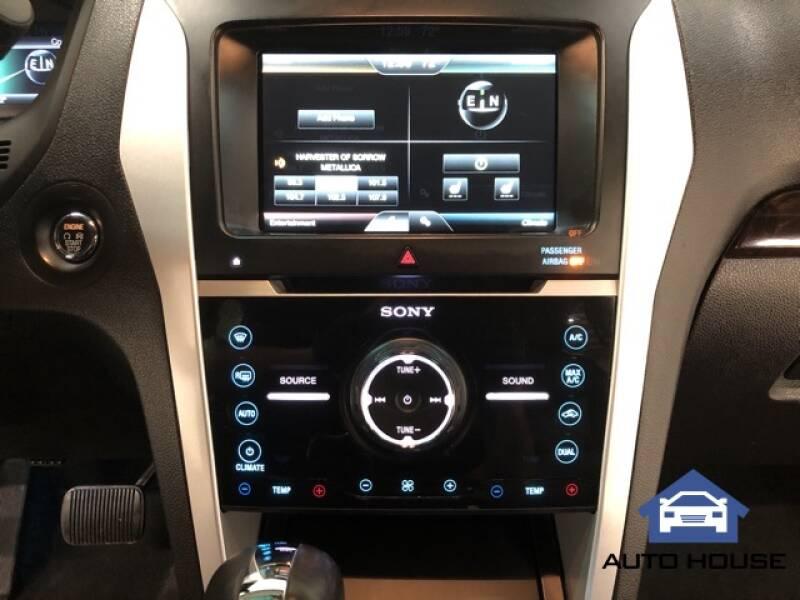 2015 Ford Explorer Limited (image 18)
