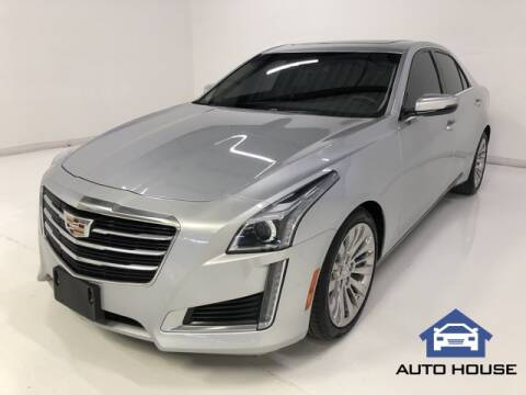 2016 Cadillac CTS for sale at Auto House Phoenix in Peoria AZ