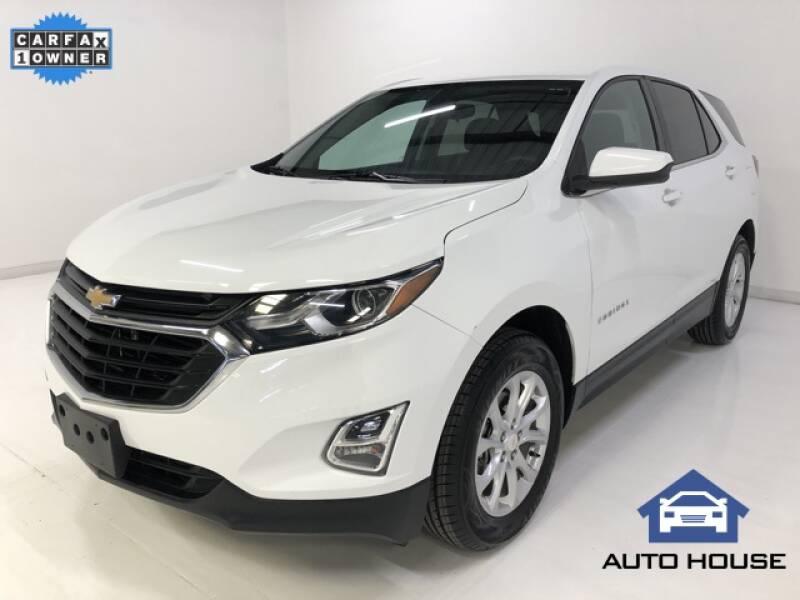 2018 Chevrolet Equinox for sale at Auto House Phoenix in Peoria AZ