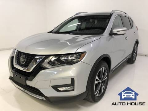 2018 Nissan Rogue for sale at Auto House Phoenix in Peoria AZ
