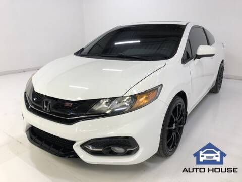 2014 Honda Civic for sale at Auto House Phoenix in Peoria AZ