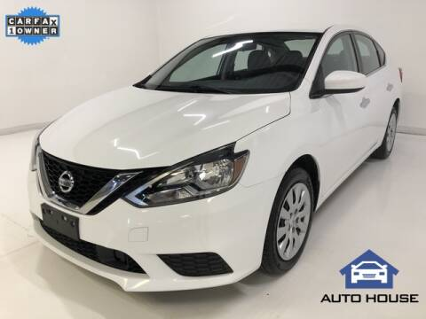 2018 Nissan Sentra for sale at Auto House Phoenix in Peoria AZ
