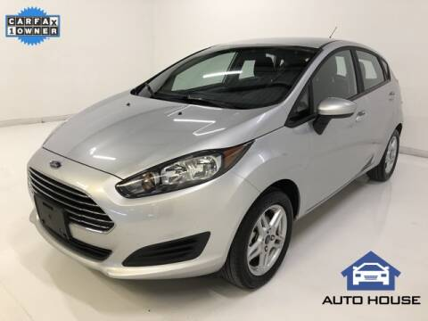2019 Ford Fiesta for sale at Auto House Phoenix in Peoria AZ
