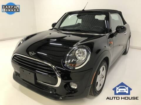 2019 MINI Convertible for sale at Auto House Phoenix in Peoria AZ