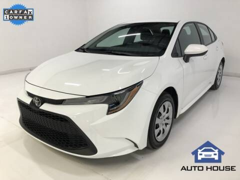 2020 Toyota Corolla for sale at Auto House Phoenix in Peoria AZ