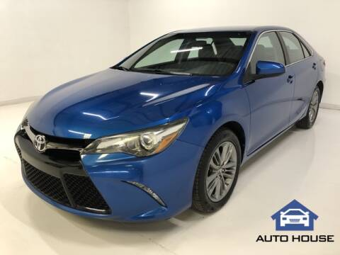 2017 Toyota Camry for sale at Auto House Phoenix in Peoria AZ