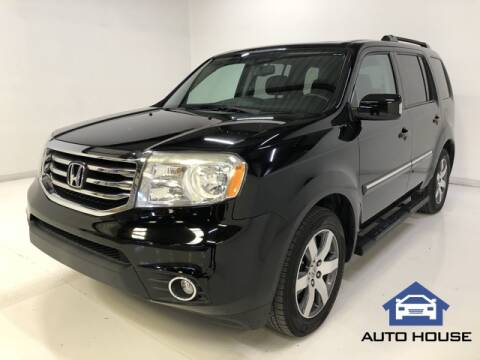 2015 Honda Pilot for sale at Auto House Phoenix in Peoria AZ