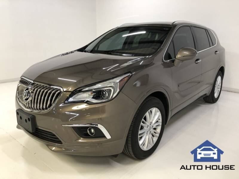 2017 Buick Envision for sale at Auto House Phoenix in Peoria AZ
