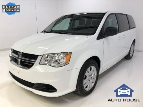2018 Dodge Grand Caravan for sale at Auto House Phoenix in Peoria AZ