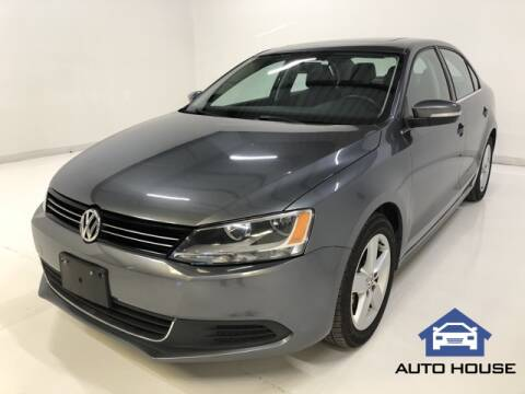 2014 Volkswagen Jetta for sale at Auto House Phoenix in Peoria AZ