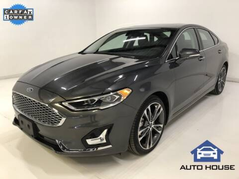 2019 Ford Fusion for sale at Auto House Phoenix in Peoria AZ