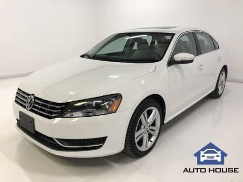 2014 Volkswagen Passat for sale at Auto House Phoenix in Peoria AZ