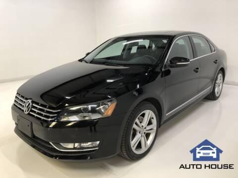 2015 Volkswagen Passat for sale at Auto House Phoenix in Peoria AZ