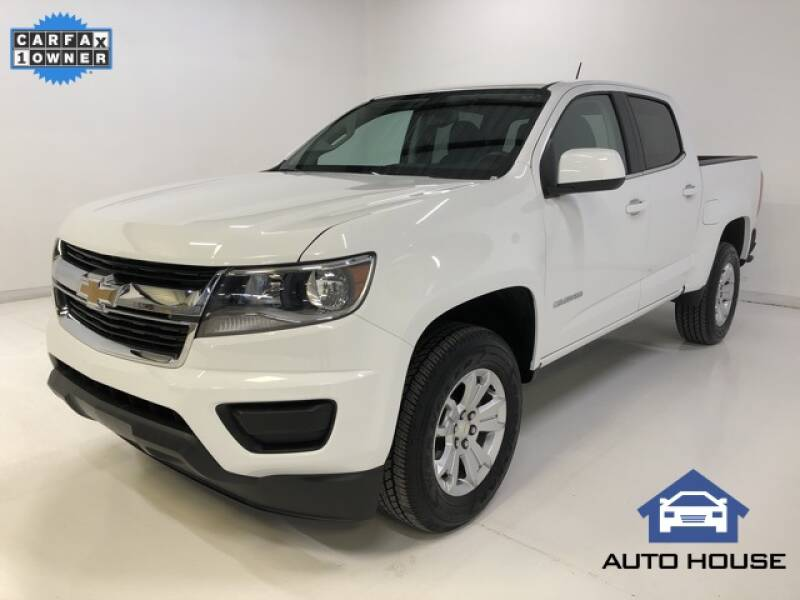 2020 Chevrolet Colorado for sale at Auto House Phoenix in Peoria AZ