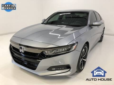 2018 Honda Accord for sale at Auto House Phoenix in Peoria AZ