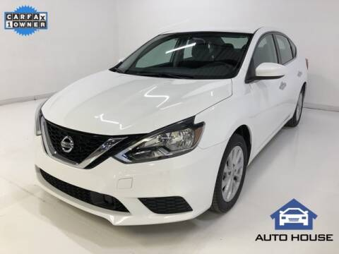 2019 Nissan Sentra for sale at Auto House Phoenix in Peoria AZ