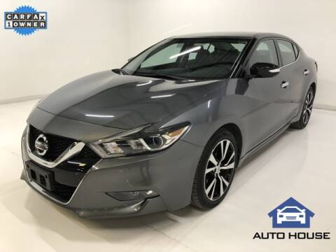 2018 Nissan Maxima for sale at Auto House Phoenix in Peoria AZ