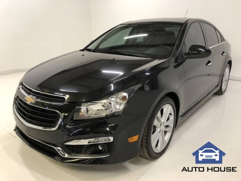 2015 Chevrolet Cruze for sale at Auto House Phoenix in Peoria AZ