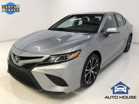 2019 Toyota Camry for sale at Auto House Phoenix in Peoria AZ