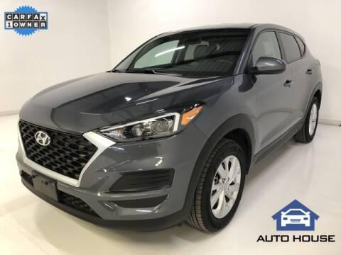 2019 Hyundai Tucson for sale at Auto House Phoenix in Peoria AZ