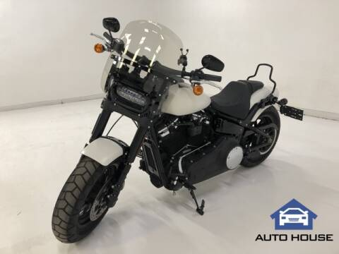 2018 Harley-Davidson FAT BOB for sale at Auto House Phoenix in Peoria AZ