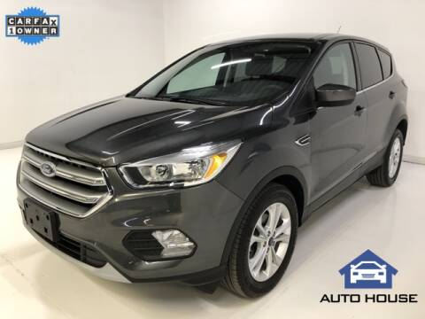 2017 Ford Escape for sale at Auto House Phoenix in Peoria AZ
