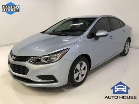 2018 Chevrolet Cruze for sale at Auto House Phoenix in Peoria AZ