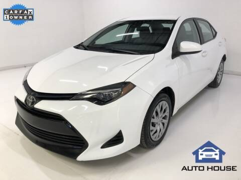 2019 Toyota Corolla for sale at Auto House Phoenix in Peoria AZ