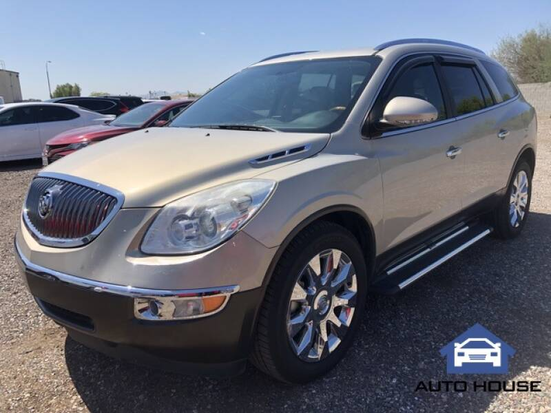 2012 Buick Enclave for sale at Auto House Phoenix in Peoria AZ