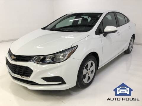 2018 Chevrolet Cruze for sale at Auto House Phoenix in Peoria AZ