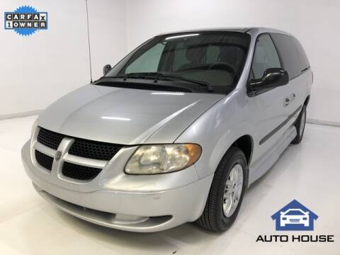 2002 Dodge Grand Caravan for sale at Auto House Phoenix in Peoria AZ