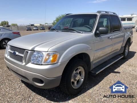 2002 Ford Explorer Sport Trac for sale at Auto House Phoenix in Peoria AZ