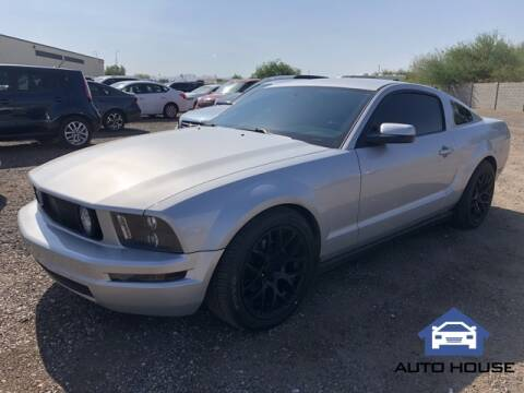 2005 Ford Mustang for sale at Auto House Phoenix in Peoria AZ