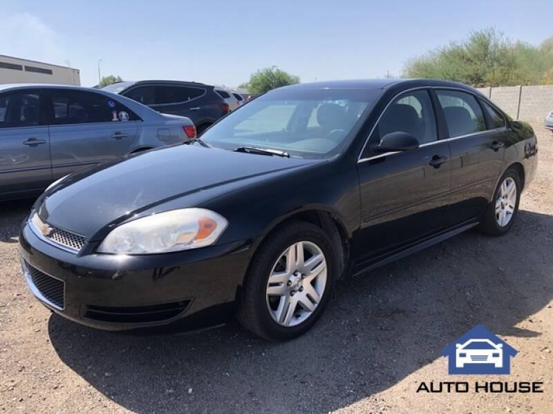 2012 Chevrolet Impala for sale at Auto House Phoenix in Peoria AZ
